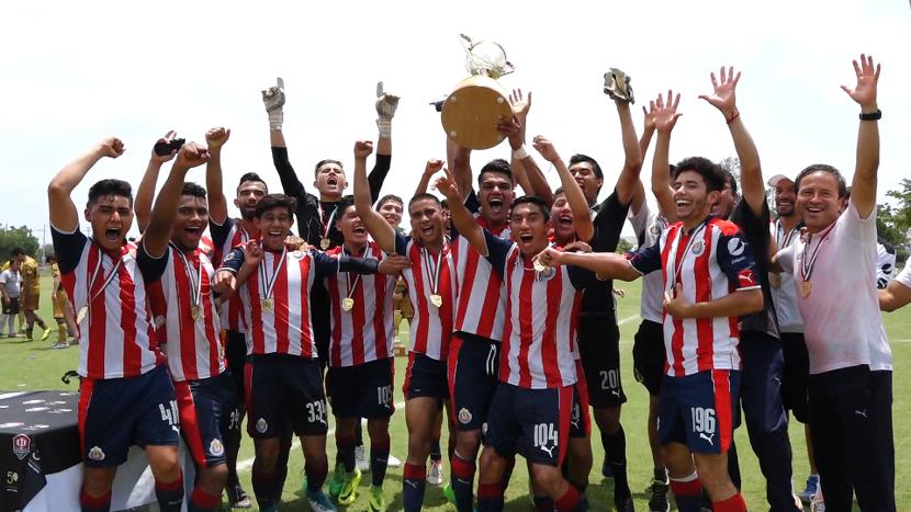 Chivas Campeón de la Nations Cup 2017