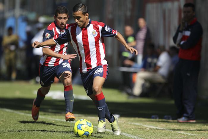 El perfil de la cantera: Fernando Monarrez.