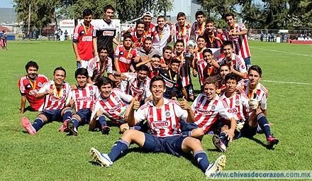 Chivas Campeón en Cuarta División